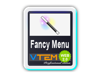 VTEM Fancy Menu